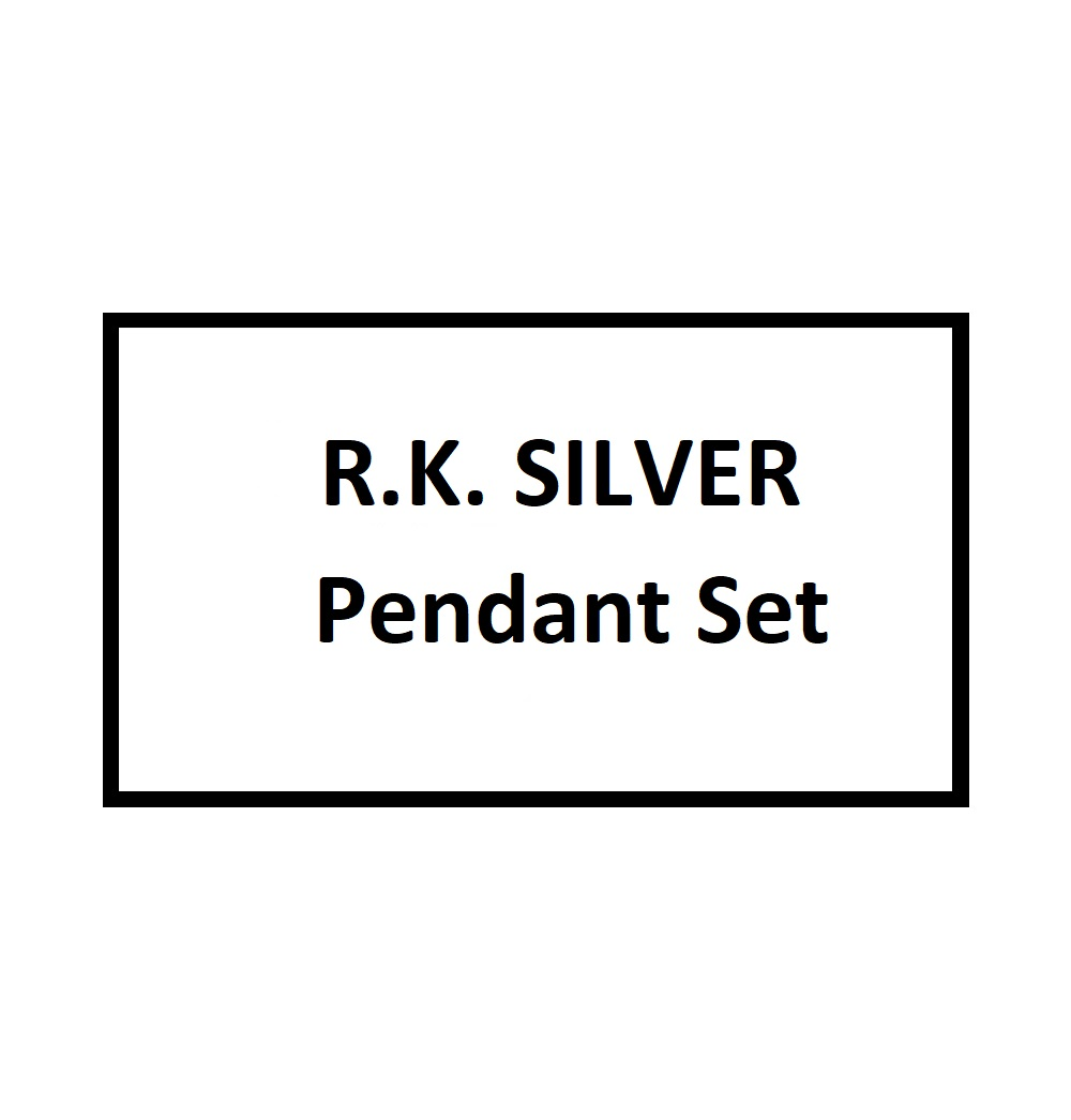 The Rosette Cutout Pendant Set