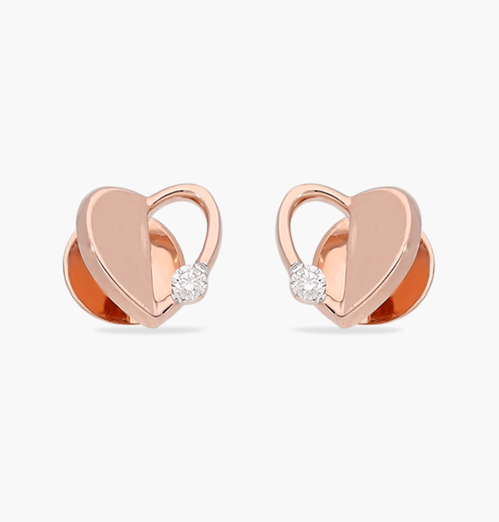 The Stolen Heart Earring