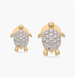 The Tortoise Earring