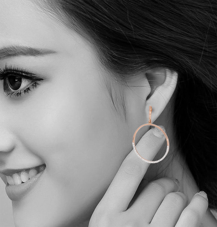 The Twee Orbita Earring